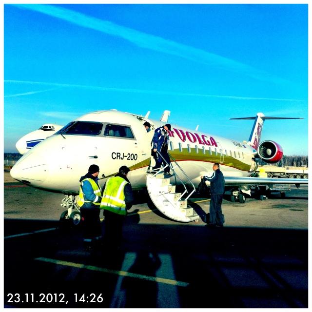 Смешной маленький самолетик