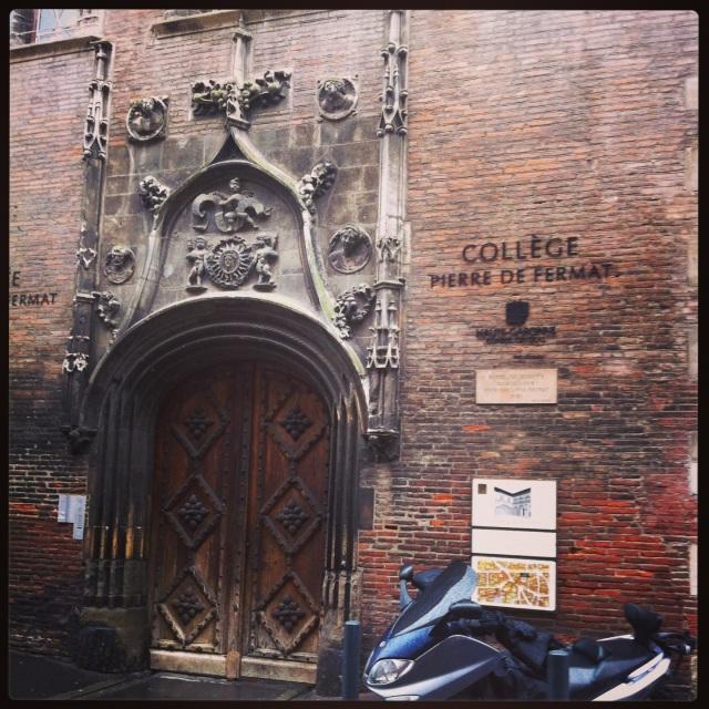 дверь в Хогвартс
