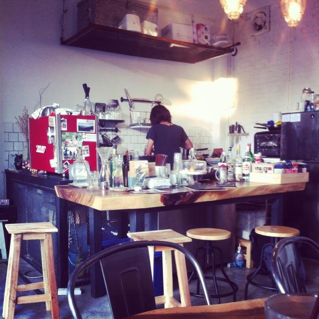 Абсолютно бруклинская кофейня в Чианг Мае