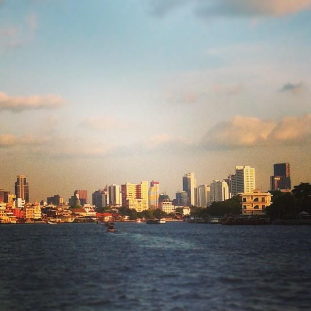 Бангкокский скайлайн