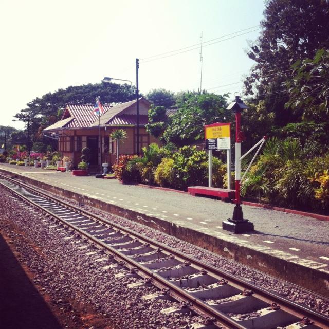 Поезд в Чианг Май
