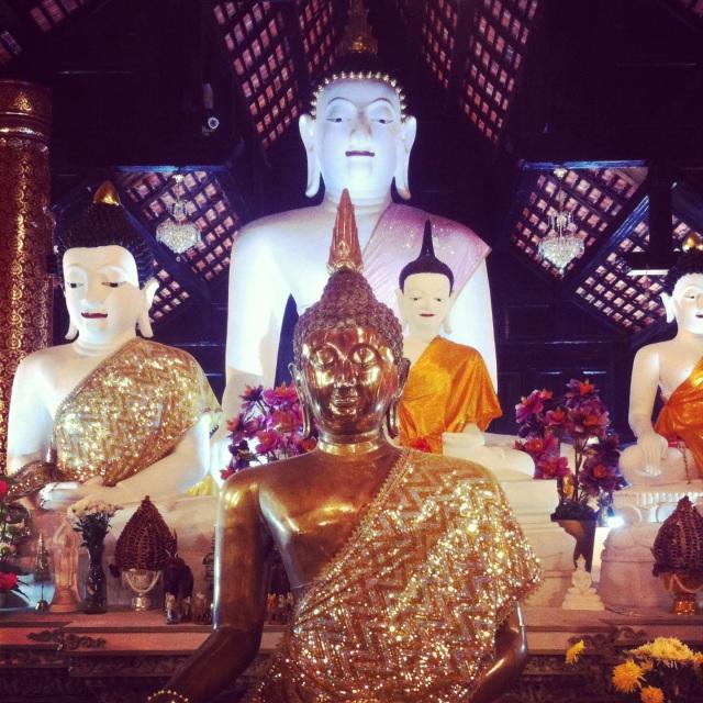 Мой любимый храм в Чианг Мае