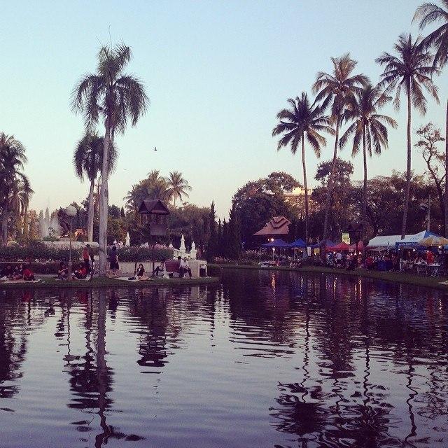 Парк Suan Buak Hat